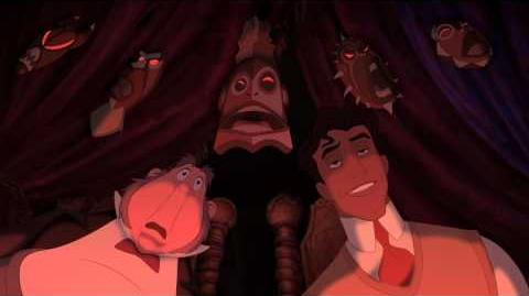 The Princess & The Frog- Friends on the Other Side