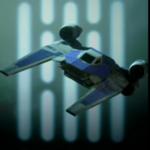 U wing gunship no hologram