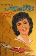 Annette The Desert Inn Mystery cover