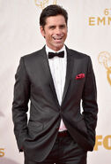 John Stamos 67th Emmys