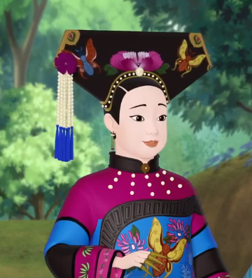 Empress Lin-Lin