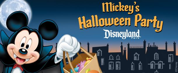 Mickey's Halloween Party (Disneyland)
