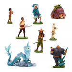 Raya and the Last Dragon Deluxe Figurine Set