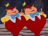 Tweedle Dee e Tweedle Dum