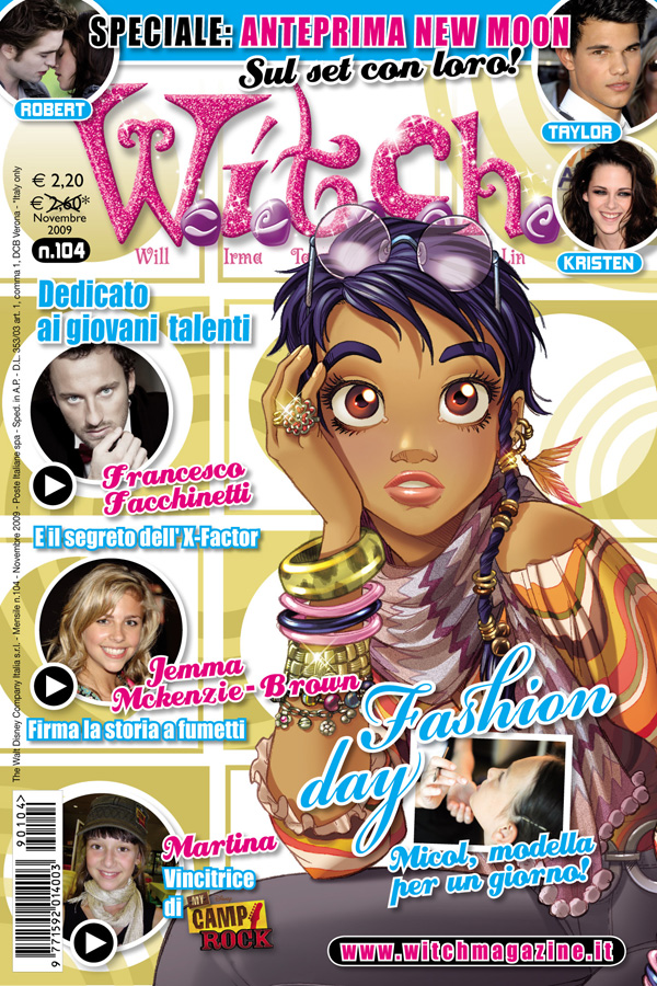 Issue 104: Another World