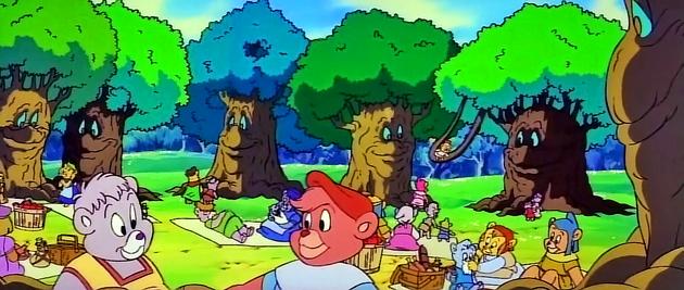 AdventuresOfTheGummiBears-DayOfTheBeevilweevils-SouthGumtonGummiesAndTrees