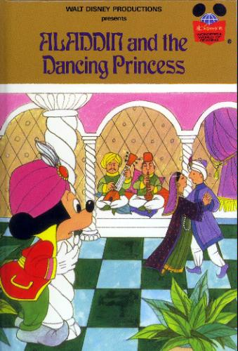 Aladdin and the Dancing Princess