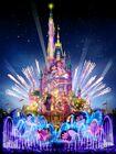 HKDL Castle-Nighttime-Spectaular