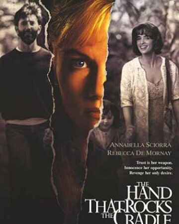 The Hand That Rocks The Cradle Disney Wiki Fandom
