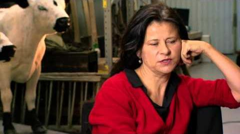 "Into the Woods Tracey Ullman ""Jack´s Mother"" Behind the Scenes Movie Interview"