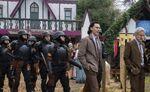 Loki - 1x02 - The Variant - Photography - Loki, Mobius and Minutemen