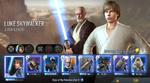 Luke and Ben Kenobi Force Arena