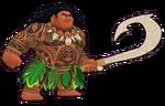 Maui DHBM Sprite