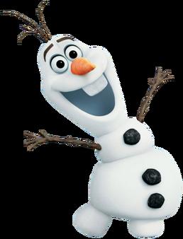 Olaf transparent pose.png