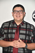 Rico Rodriguez at 2018 Disney ABC Summer Press Tour