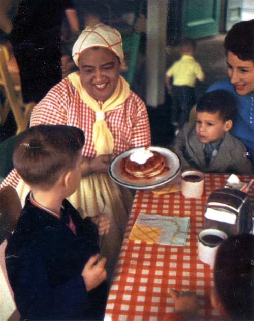 Aunt Jemima Pancake House