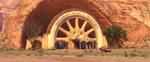 Wheel well motel