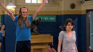 Wizards of Waverly Place - 3x01 - Franken Girl - Alex and Franken Girl Cheerleading