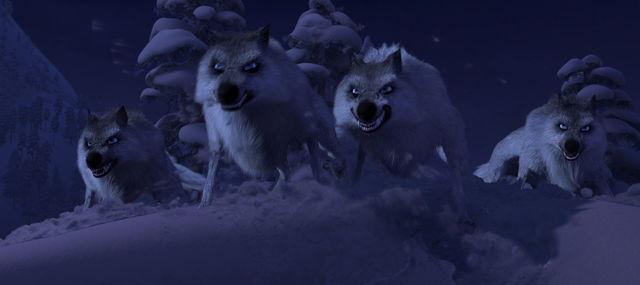 Lobos (Frozen)