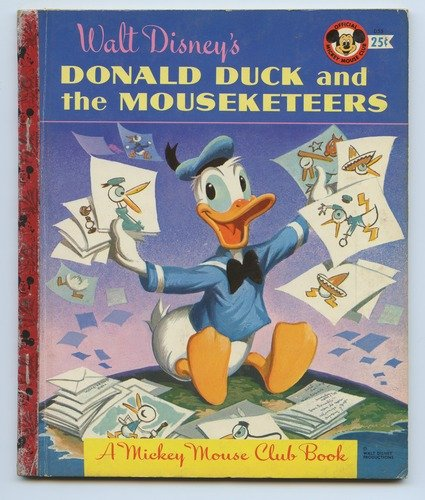 Donald Duck and the Mouseketeers