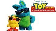 A TOY STORY ALLES HÖRT AUF KEIN KOMMANDO – Kinospot Nasser Plüsch Disney•Pixar HD