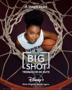 Big Shot - Treinador de Elite - Pôster de Personagem - 06