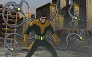 Doctor Octopus 2nd Nanotech Form