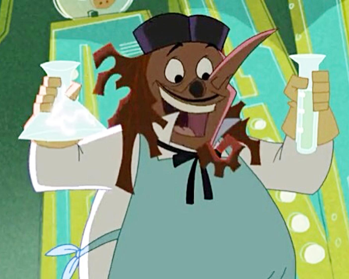 Dr. Carver (clone)