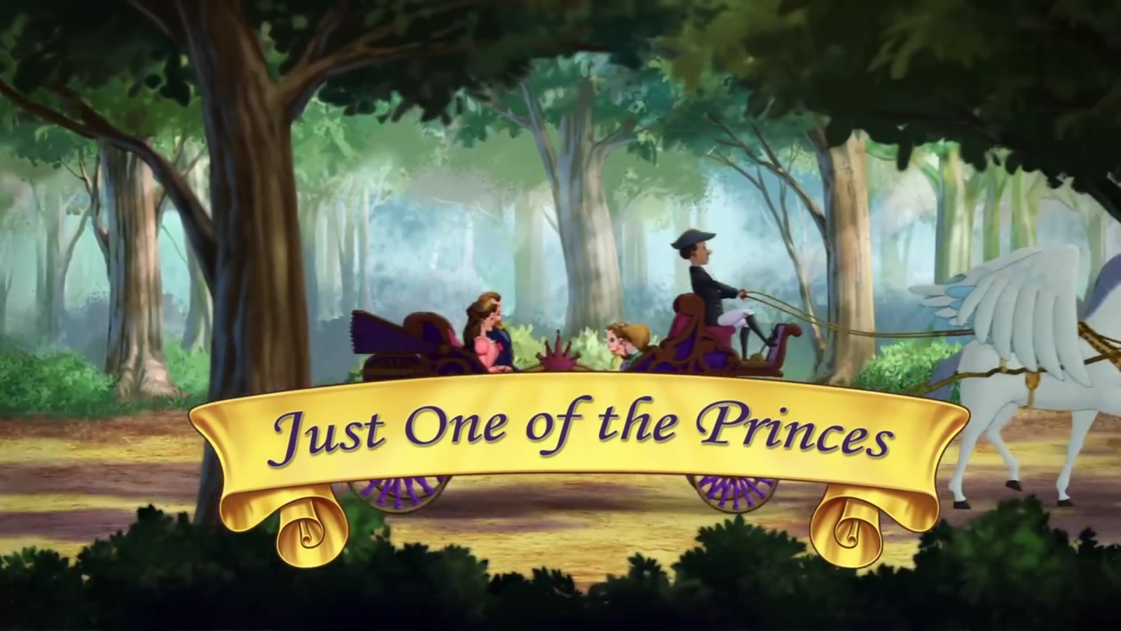 Just One of the Princes