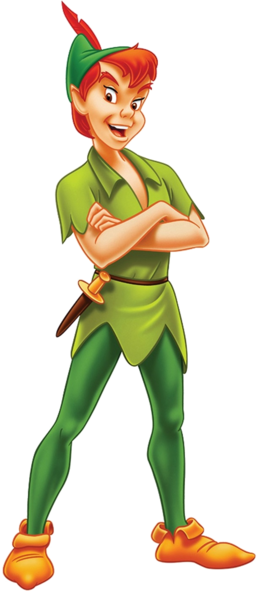 Peter Pan Transparent.png