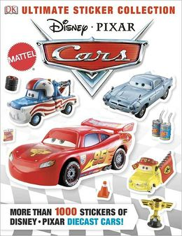 Cars: Ultimate Sticker Collection