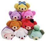 Alice in Wonderland Unibearsity Tsum Tsum Collection