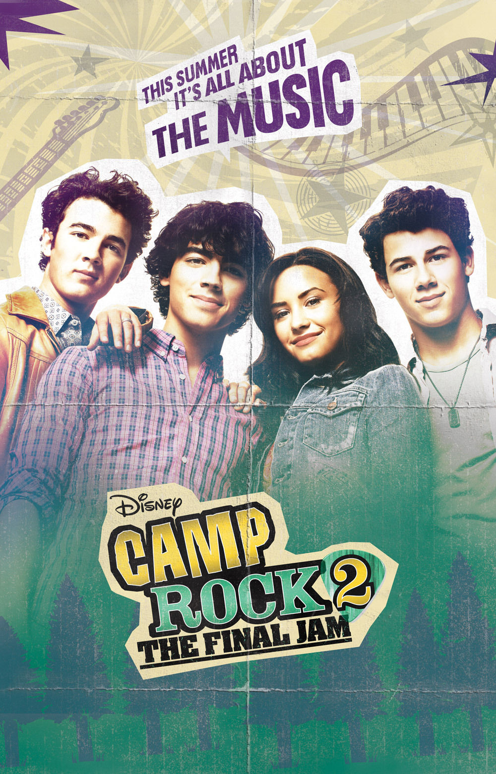 Camp Rock 2: O Desafio Final