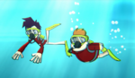 Club Ninja-dise - Randy and Howard