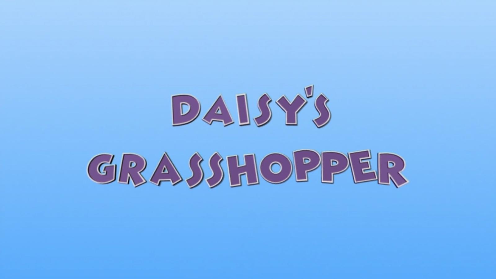 Daisy's Grasshopper