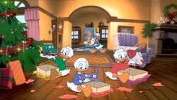 Donald and his nephews in Stuck on Christmas.jpg