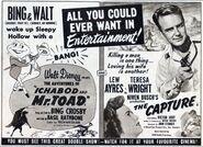 Ichabod and mr toad uk quad