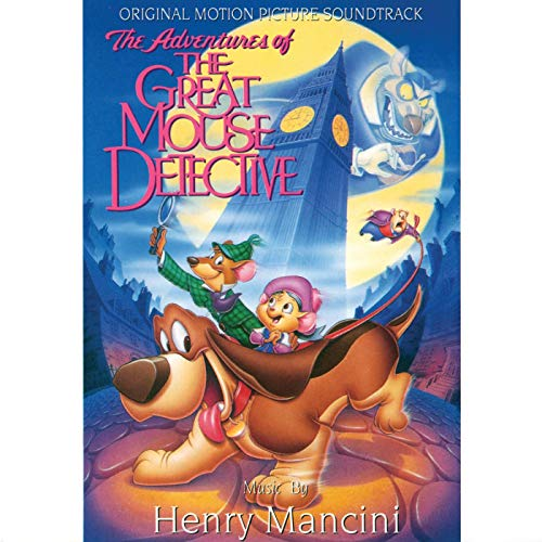 The Great Mouse Detective (soundtrack)