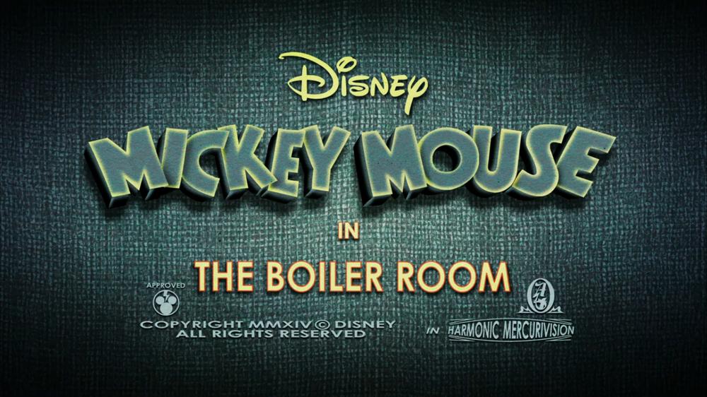 Sala da Caldeira (curta de Mickey Mouse)