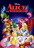 Alice in Wonderland - Poster