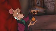 Basil keeps Ratigan's Bell