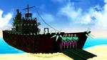 Club Ninja-dise - Ship and Robots