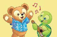 Duffy and Olu