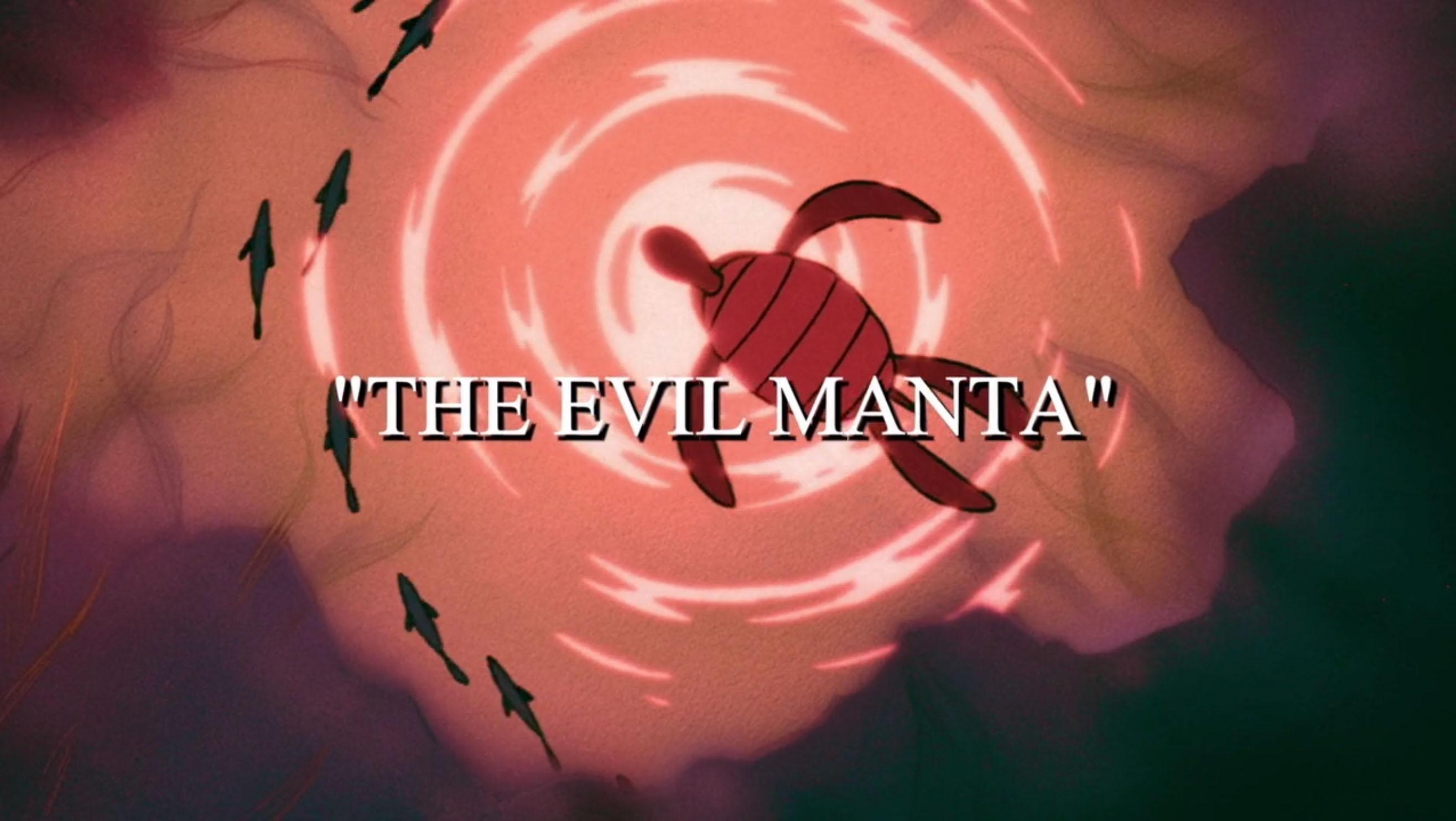 The Evil Manta (episode)/Gallery