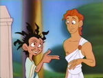 Hercules The Animated Series icarus