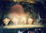 Journey into Jungle Book Elephants