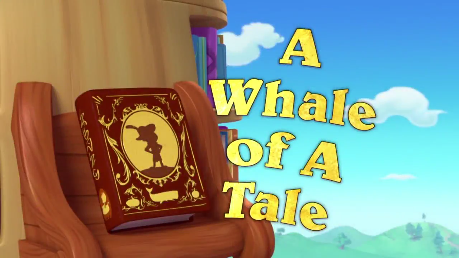 A Whale of a Tale (Goldie & Bear)