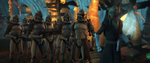 Wolffe (clone amour 1)