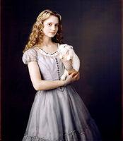Alice Tim Burton