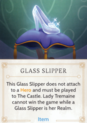 DVG Glass Slipper (The Castle)